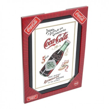 Coca-Cola gift packed MIRROR DELICIOUS 5c